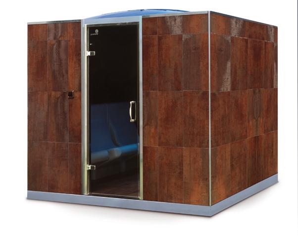 Baño De Vapor Medidas:Venta de fabricación de baños de vapor